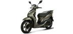 Części do motocykli: DYwignia do SYM SYMPHONY