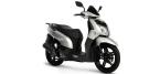 Części do motocykli: DYwignia do SYM HD