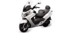 Części do motocykli: DYwignia do SYM MAXSYM