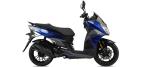 Części do motocykli: DYwignia do SYM JET