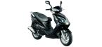Części do motocykli: DYwignia do SYM VS