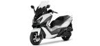 Τμήματα μοτοσικλετών για SYM CRUISYM