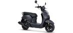 Części do motocykli: Okładzina szczęk hamulcowych / szczęka hamulcowa do SYM MIO