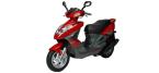 Τμήματα μοτοσικλετών για SYM RS