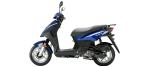 Części do motocykli: DYwignia do SYM SYMPLY