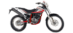 Части за мотоциклети: Феродо за барабанни накладки за BETA ALP
