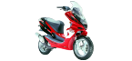 Componenti per motociclette: Cinghia trasmissione per BETA EIKON