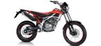 Части за мотоциклети: Феродо за барабанни накладки за BETA URBAN