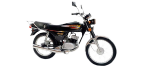 Pièces moto pour NIPPONIA AX