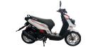 Pièces moto pour NIPPONIA BWS