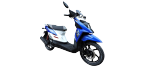 Pièces moto pour NIPPONIA SUPER RAYO