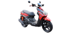 Pièces moto pour NIPPONIA YUNA