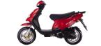 Części do motocykli: Pasek napędowy do TGB 101