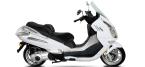 CF MOTO JETMAX motociklu detaļas