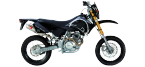 Motorcycle parts for TOMOS SM125