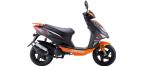 Части за мотоциклети KEEWAY RY6
