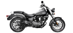 Moottoripyörän osat KEEWAY BLACKSTER -malliin