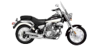 Moottoripyörän osat KEEWAY SPEED CRUISER -malliin