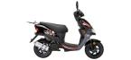 Части за мотоциклети KEEWAY HURRICANE