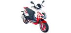 Части за мотоциклети KEEWAY RY8
