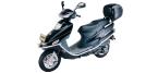 LIFAN LF T-2D motociklu detaļas