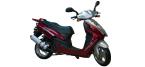 LIFAN LF T-8(IV) motociklu detaļas
