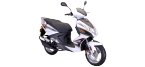 LIFAN LF QT-26 motociklu detaļas
