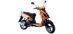 LIFAN LF QT-8 motociklu detaļas