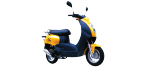 LIFAN LF QT-9 motociklu detaļas