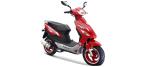 Motorcycle parts for YIBEN YB