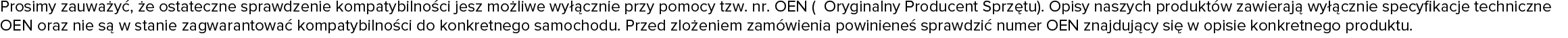GSP 4154210100, A4154200102, 402024076R, 432004327R, 432023939R Tarcza hamulcowa