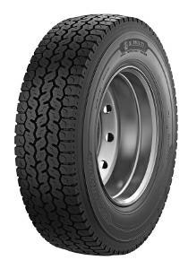 Michelin X Multi D 225/75 R17.5 Gomme 4 stagioni per camion