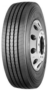 Michelin X Multi Z 225/75 R17.5 Pneus de verão para camiões