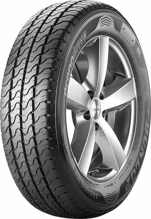 Dunlop Econodrive 195/75 R16 Neumáticos de verano para furgonetas
