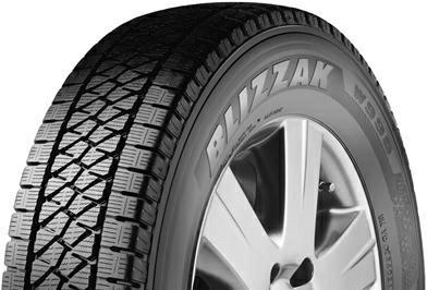 Reifen für Leicht LKW Bridgestone Blizzak W995 195/70 R15 7035