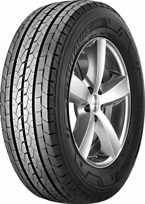 Reifen für Leicht LKW Bridgestone Duravis R660 195/75 R16 7047