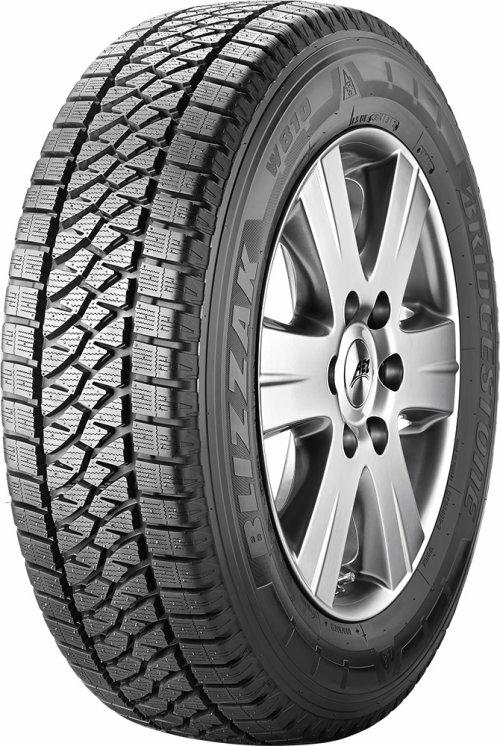 Reifen für Leicht LKW Bridgestone Blizzak W810 205/70 R15 7626