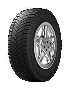 Michelin AGILIS CROSSCLIMATE 225/65 R16 Gomme 4 stagioni per furgoni