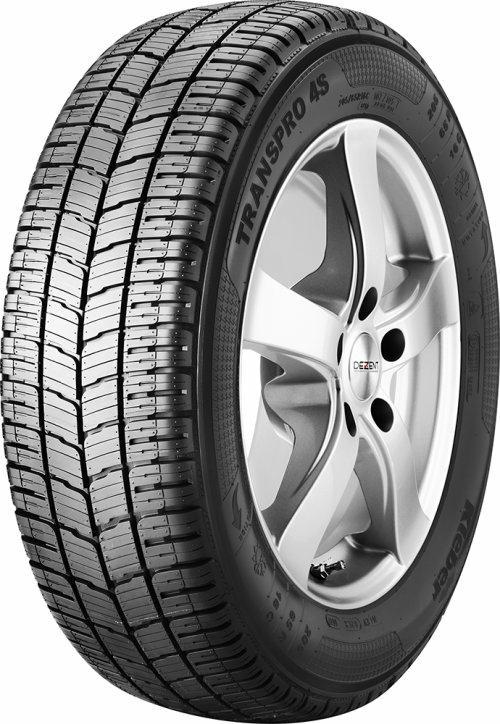 Kleber Transpro 4S 215/70 R15 Gomme 4 stagioni per furgoni