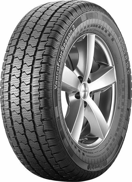 Continental VANCOFS2 235/65 R16 Gomme 4 stagioni per furgoni