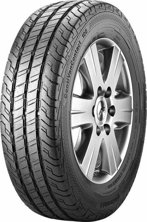 Continental CONTIVANCONTACT 100 205/75 R16 Neumáticos de verano para furgonetas