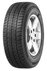 Continental VANCONTACT 4SEASON 185/80 R14 Celoroční pneumatiky na dodávky