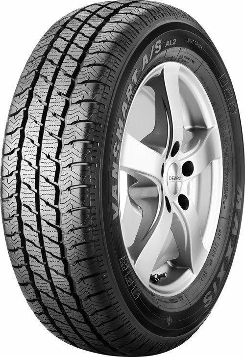 Maxxis Vansmart A/S AL2 225/55 R17 Neumáticos 4 estaciones para furgonetas