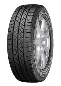 Goodyear Vector 4Seasons Carg 195/70 R15 Celoroční pneumatiky na dodávky