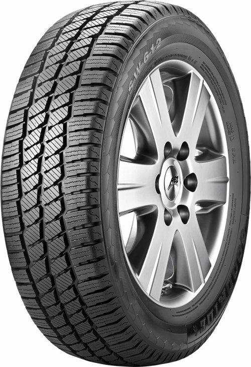 Goodride SW612 Snowmaster 205/65 R16 Neumáticos de invierno para furgonetas