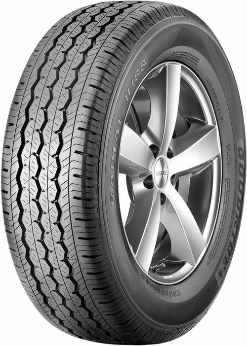 Goodride H188 185/- R14 Letní pneumatiky na dodávky
