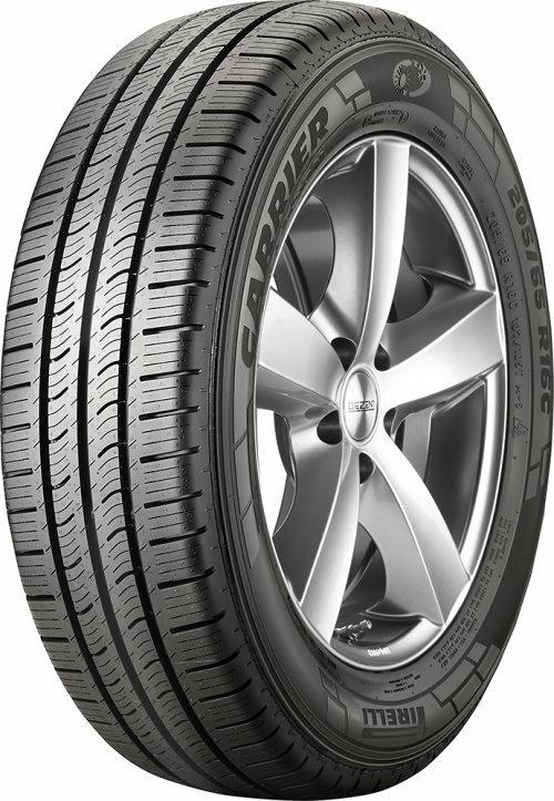 Pirelli CARRAS 235/65 R16 Neumáticos 4 estaciones para furgonetas
