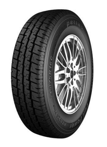 Petlas PT825+ 225/75 R16 Letní pneumatiky na dodávky
