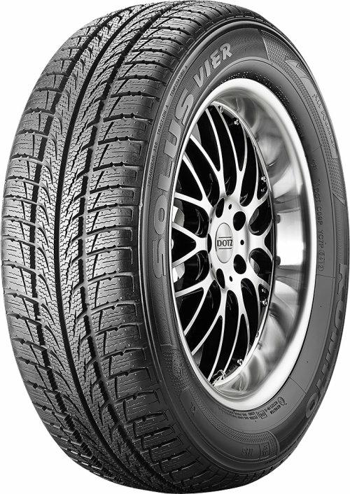 Car tyres for LAND ROVER Kumho Solus Vier KH21 109T 8808956105471