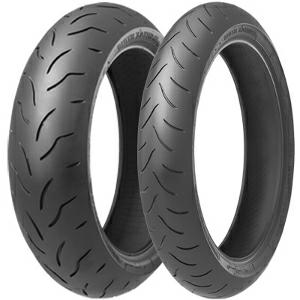 Bridgestone BATTLAX016 190/50 R17 Letní moto pneu